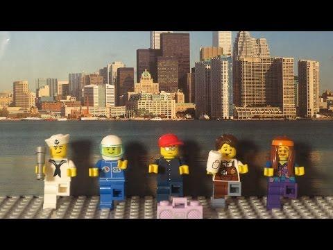 Lego - Happy - Pharrell Williams
