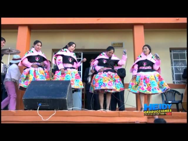 San Jose de Quero y Usibamba , Las Chicas  Rosas... #1