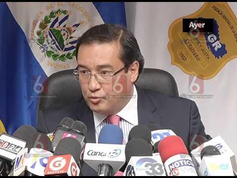 Presidente Funes reacciona ante masacres registradas en el 2014 @paola_alemanTCS