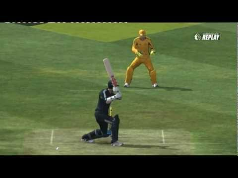 International Cricket 2010 | PS3 | Gameplay | England vs Australia