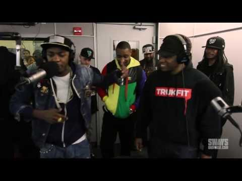 King Los Freestyles on Sway in the Morning