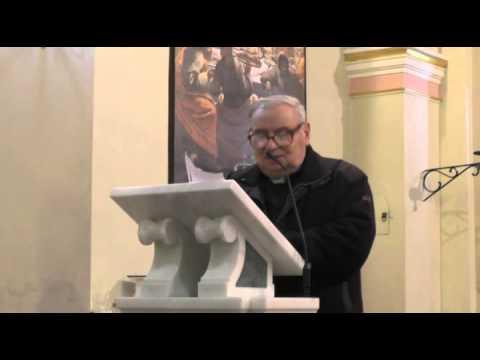 don Francesco Perrota Parroco di San Marco Evangelista in Santa Maria a Vico