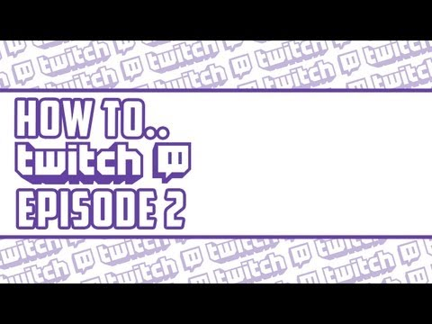mIRC - How to make a Twitch Chat Bot #2 - Basic Scripts - Twitch Commands