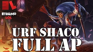 SHACO FULL AP URF - League of Legends
