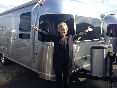 Walk Through 2015 Airstream International Serenity 28W Serenity Travel Trailer