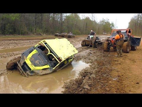 Worst Stucks Compilation Mud Nationals 2018