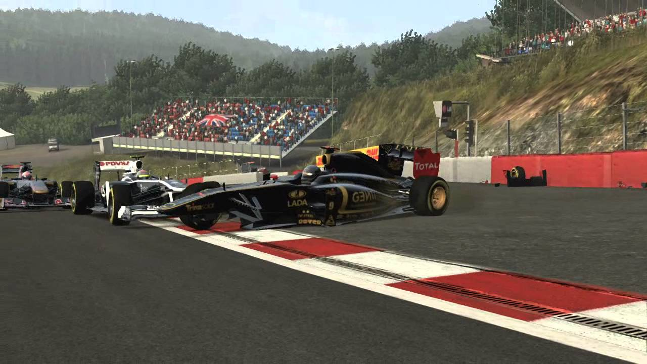 Formula Crash 2011 50 Crashes in f1 2011
