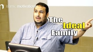 The Ideal Family – Yahya Ibrahim