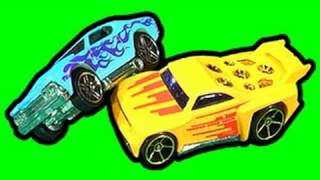 Hot Wheels High Speed Crash & Color Shifters