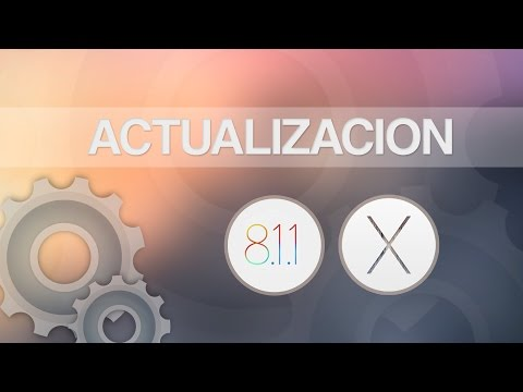 Apple lanza iOS 8.1.1 y OS X 10.10.1