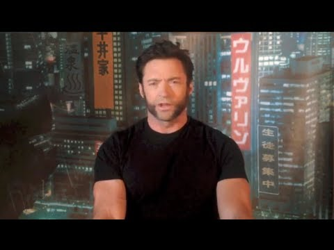The Wolverine: Twitter Q&A with Hugh Jackman