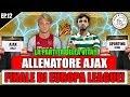 LA FINALE DI EUROPA LEAGUE!! VITTORIA O SCONFITTA? | FIFA 19: CARRIERA ALLENATORE AJAX #12