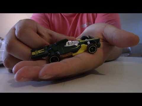 HOT WHEELS LEGENDS OF SPEED Formula Flashback TRACK STARS - ToyUnboxingHouse ToyForever