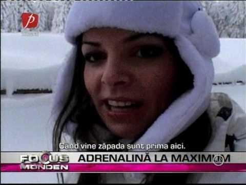 Maria  Luiza Mih la Focus monden Prima tv