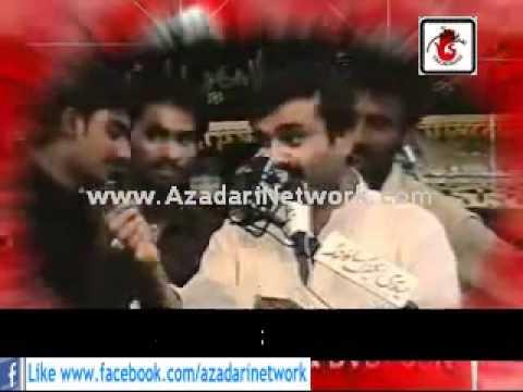 Zakir Qazi Waseem Abbas Qasida(Allah Allah Shaan Imraan Ki)