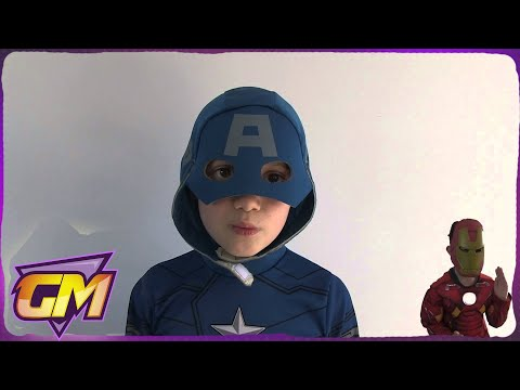 The Avengers kids Tik Tok Parody