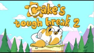 Games: Adventure Time - Cake
