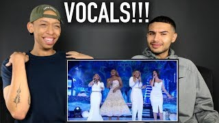 Download Lagu Fifth Harmony - Can You See (Disney Magical Holiday Celebration) | (REACTION) Gratis STAFABAND