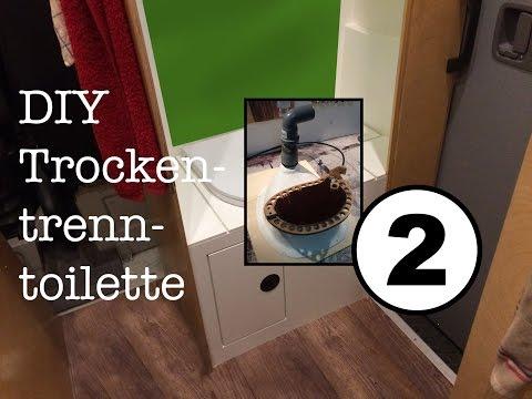 TTT statt WC, Part 2 - DIY Trockentrenntoilette - Kildwick Toiletteneinsatz