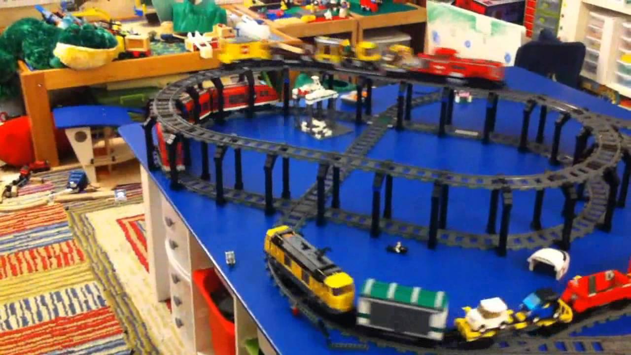 Beautiful Video De Train Lego Ideas - Joshkrajcik.us - joshkrajcik.us