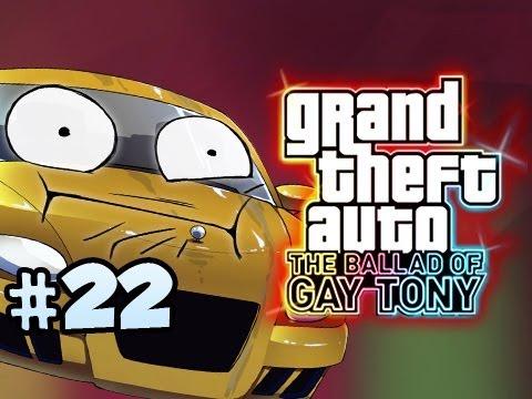 DEFENSE MECHANISM – GTA: Ballad of Gay Tony CARMAGEDDON MOD w/Nova, Immortal & Kevin Ep.22