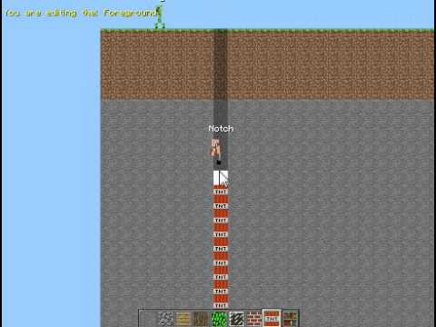 Minecraft 2D - Java - TNT