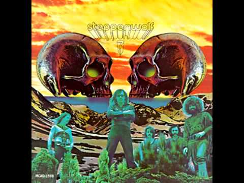 Steppenwolf - Snowblind Friend