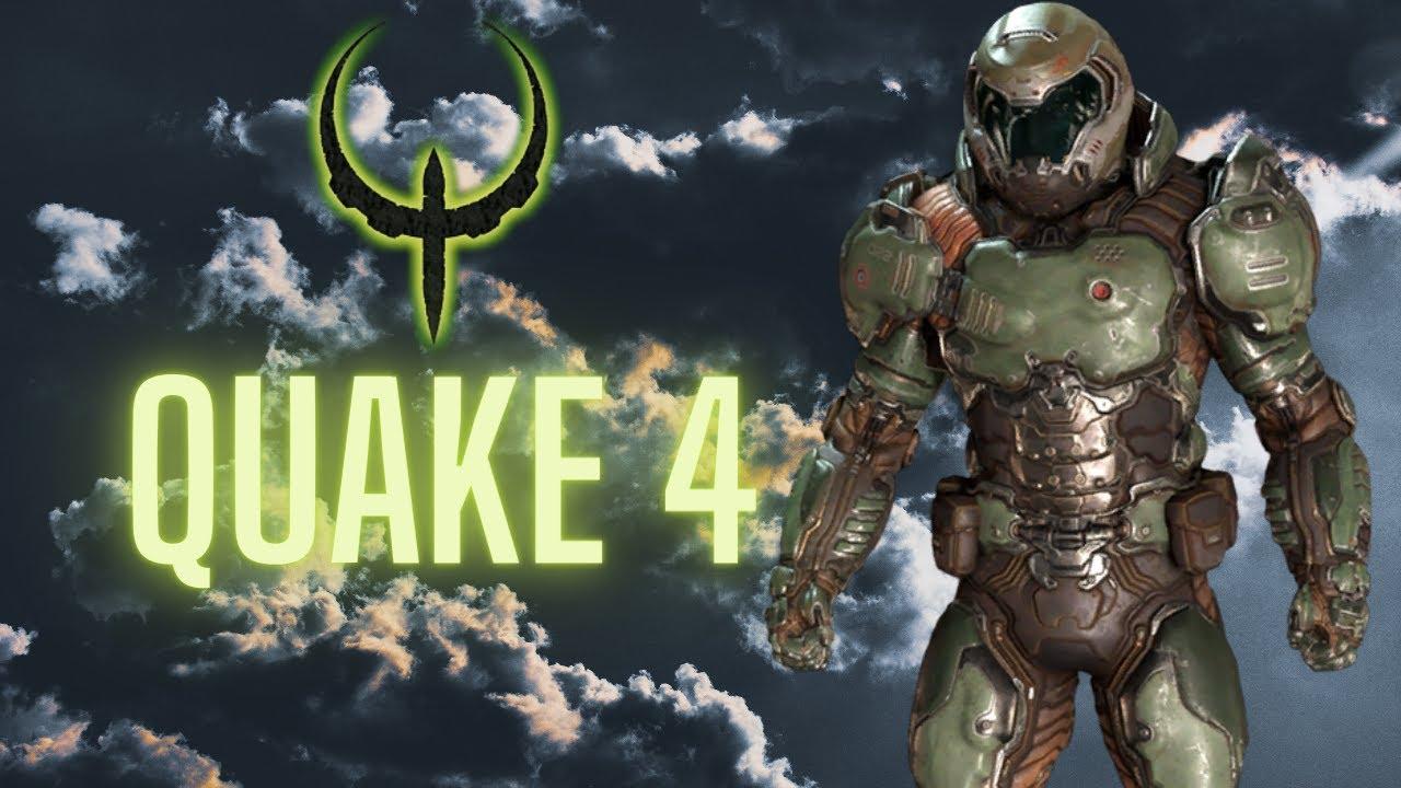quake 4 online multiplayer gameplay 1080p x2 shindeon z
