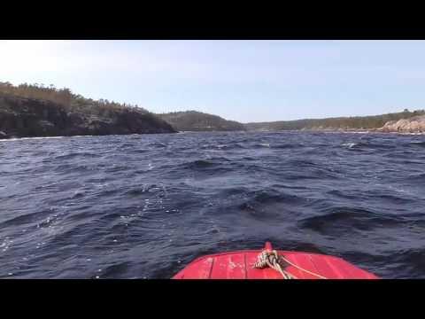 видео рыбалка у белого моря