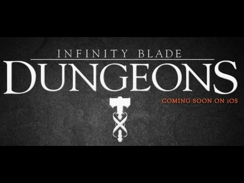 Infinity Blade: Dungeons - Announcement Trailer [iOS Exclusive]