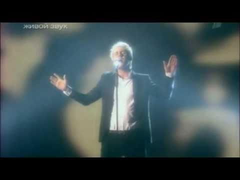 Влад Соколовский - Ты со мной (Live @ Фабрика звёзд, 2011)