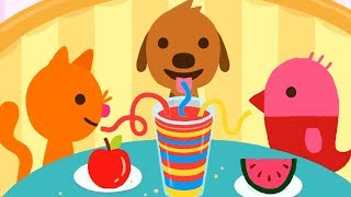 Sago Mini Pet Cafe,Friends & Toolbox - Sago Mini World