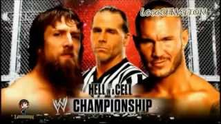WWE Hell In a Cell 2013 Full Match Card HD