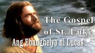 Ang Ebanghelyo ni Lucas - Buong pelikula - Full movie:Tagalog Luke's gospel