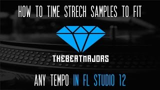 How To Stretch Samples In Fl Studio 3GP Mp4 HD Video Download