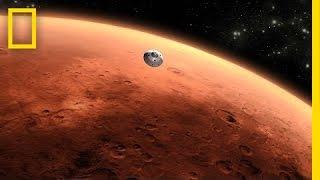 Mars Up Close, Part 1: Marc Kaufman | Nat Geo Live