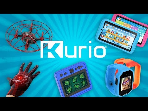KD INTERACTIVE'S NEW LINE OF DRONES, SMART WATCHES, & TABLETS! | A Toy Insider Play by Play