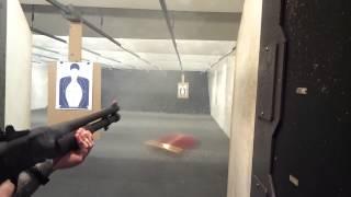 Tim Pio's long range Mossberg shot