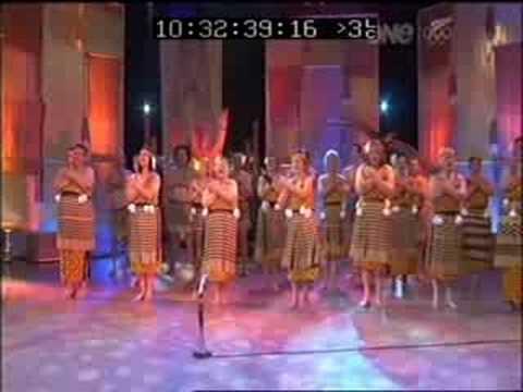 Ngoi Ngoi- (LIVE) Patea Maori Club!!!