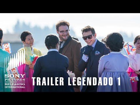 A Entrevista | trailer legendado | 2014 nos cinemas