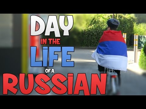 Day in The Life of a Russian CS:GO Player!