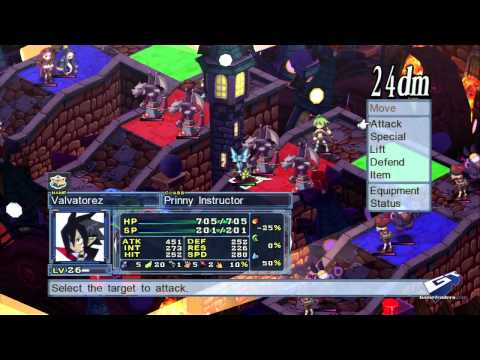 Disgaea 4 - GameTrailers Review