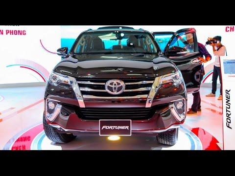 Otosaigon - Cảm nhận ban đầu Toyota Fortuner 2.7 2017 tại VMS 2016
