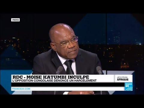 """RD Congo - Moïse Katumbi inculpé : """"C'est un poids mouche, ce n'est pas un candidat"""""""