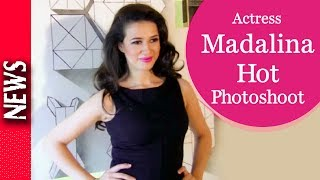 Latest Bollywood News - Hollywood Actress Madalina Bellariu Hot Photoshoot - Bollywood Gossip 2017