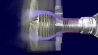 Nguyên lý làm việc động cơ phản lực- jet engine