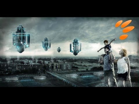 Speed art - Human Legacy ( #Photoshop CS6 ) CreativeStation