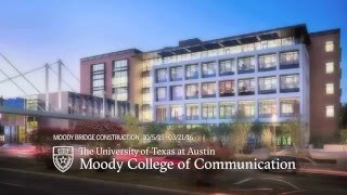 Moody Bridge Construction Time-lapse