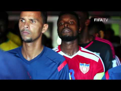 Football Leads the Way in Liberia