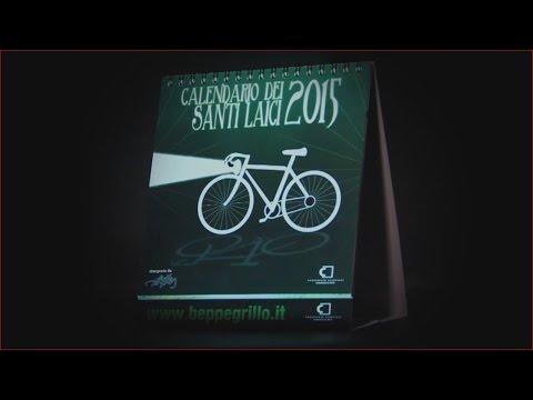 Calendario Santi Laici 2015 -Teaser 1